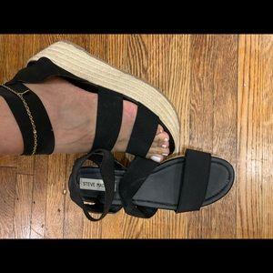 Steven Madden Platform Sandals 8 1/2